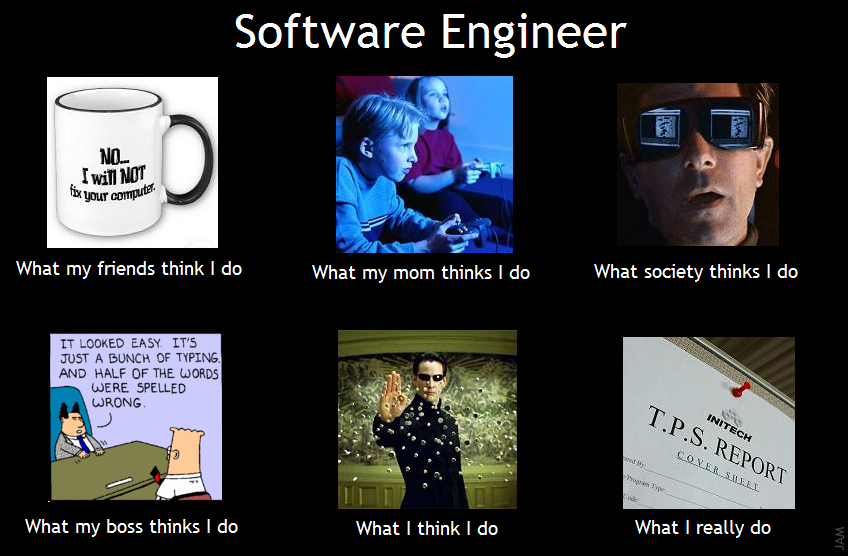 software engineer meme by james madison